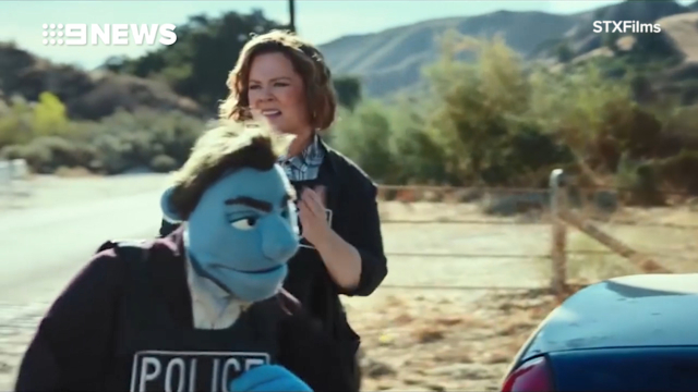 'The Happytime Murders': 'Sesame Street' sues over lewd puppet murder mystery