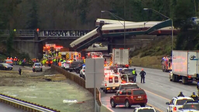 Pierce Transit employee identified as victim of Amtrak train derailment
