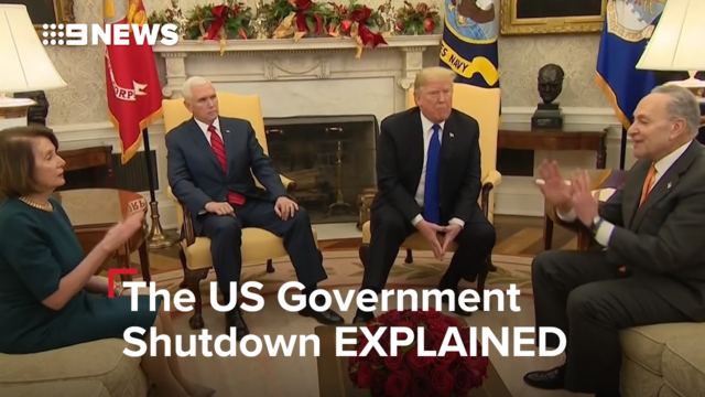USA  government shutdown becomes longest in history