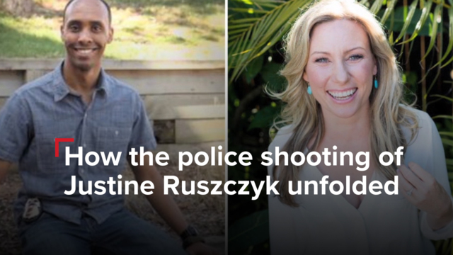 White nationalist shrine for slain Australian woman Justine Damond removed