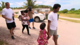 Biloela family reunited in Perth after daughter's hospitalisation