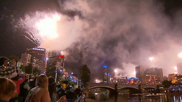 Ring in New Year legally when using fireworks
