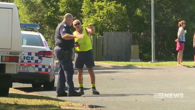 Police arrest man after pair stabbed in Hervey Bay home