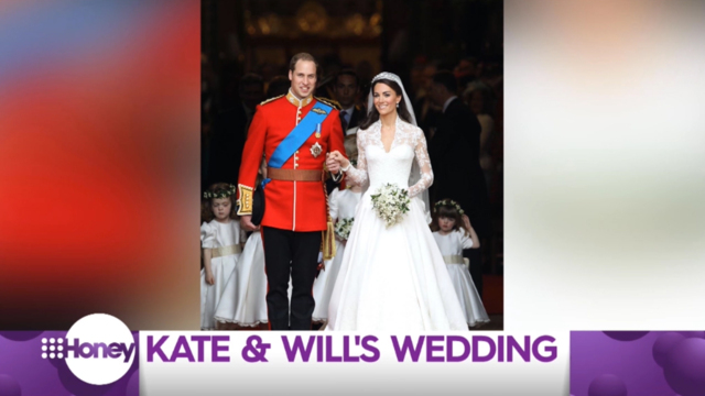142f50955fd9f Kate Middleton's second wedding dress was just as beautiful. - 9Honey