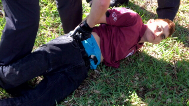 Death penalty to be sought for Nikolas Cruz