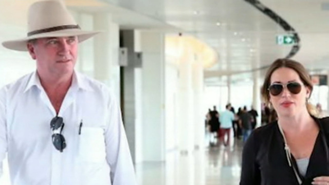Barnaby Joyce takes personal leave amid interview backlash