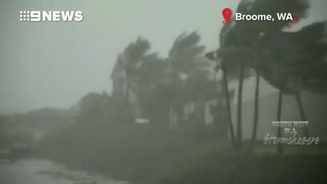 North WA braces for cyclone Hilda