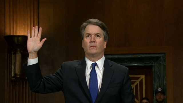 Kavanaugh gets the votes to survive Supreme Court fight
