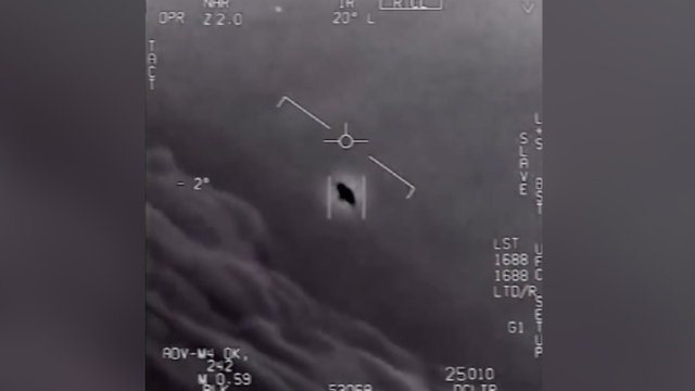 Pentagon spent millions to investigate UFO reports