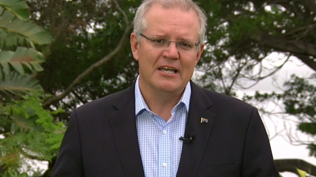 By-election loss the price for leadership change - Aus PM