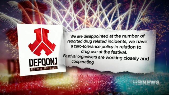 Two Dead, More In Critical Condition After Defqon.1 Festival In Australia