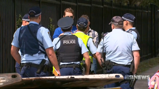 Eastwood Public School Locked Down After Teen Crashes Car