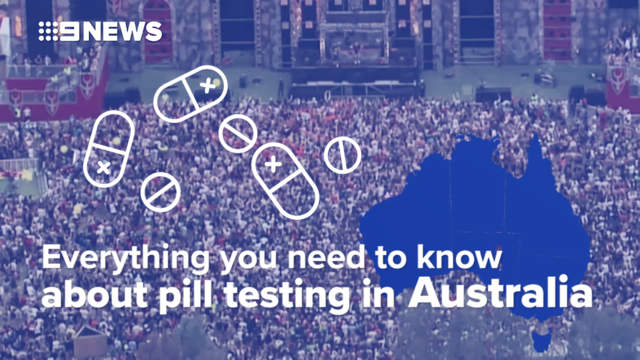 Falls Festival Issues Warning About 'Dangerous Orange Pill' To Punters