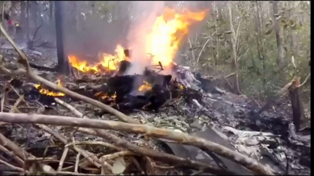 10 foreigners, 2 locals killed in Costa Rica plane crash