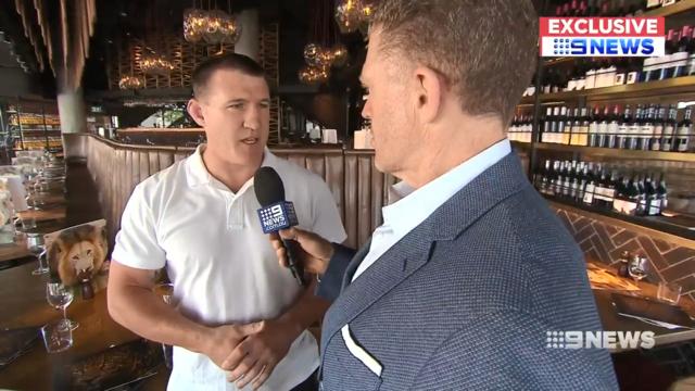 Gallen calls for Holmes NRL ban