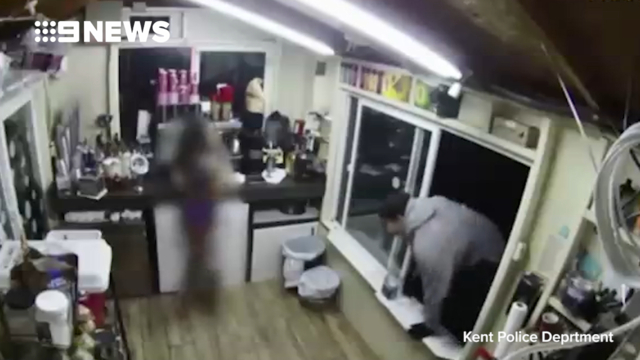 Kent Police respond to assault and attempted rape at bikini barista stand