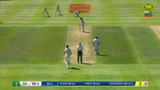 Amla caught out off top edge