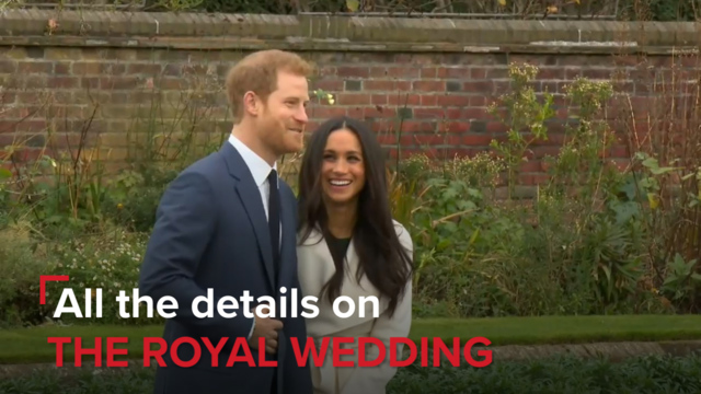 Royal Wedding: Kensington Palace Releases Wedding Day Details
