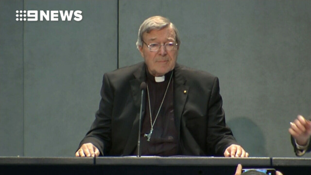 George Pell sex offences 'impossible', his lawyer tells court