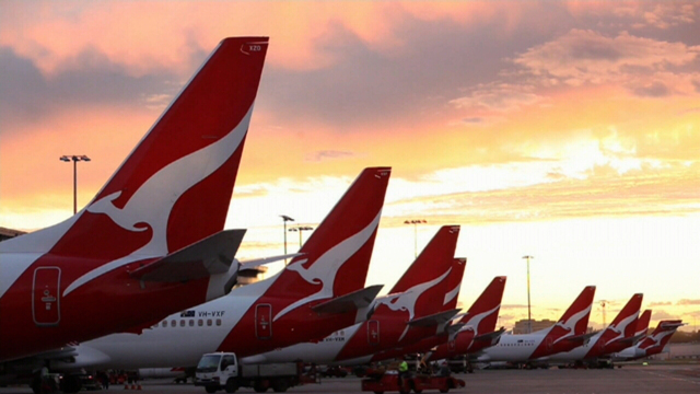 Qantas to launch nonstop flights to New York and London