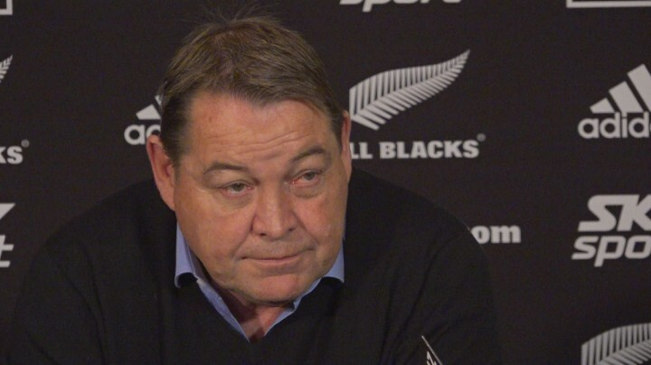 Steve Hansen says World Cup selection easier in some areas, but headaches persist