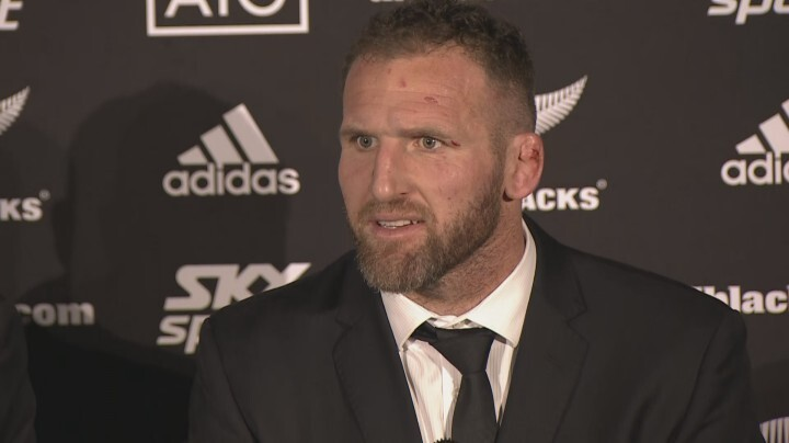 Wallabies thrashing a 'great confidence booster' for All Blacks, says Kieran Read